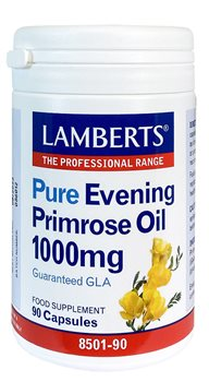 Lamberts Evening Primrose Oil 1000mg  - Click to view a larger image