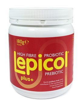 Lepicol Plus Digestive Enzymes  - Click to view a larger image