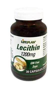 Lifeplan Lecithin 1200mg  - Click to view a larger image