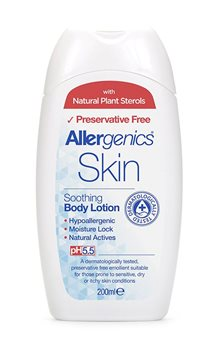 Allergenics Skin Soothing Body Lotion  - Click to view a larger image