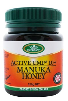 MediBee UMF 10+ Manuka Honey    - Click to view a larger image