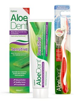 Aloe Dent Sensitive Toothpaste  - Click to view a larger image