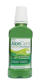 Aloe Dent Mouthwash   - Click to view a larger image