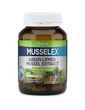 Optima Musselflex 500mg  - Click to view a larger image