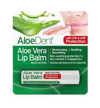 Aloe Dent Aloe Vera Lip Balm   - Click to view a larger image