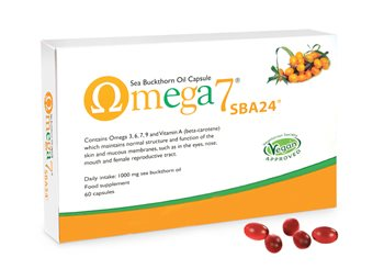 Pharmanord Omega 7 Sea Buckthorn Oil  - Click to view a larger image