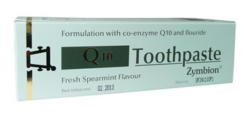 Pharmanord Q10 Toothpaste  - Click to view a larger image