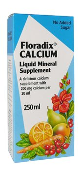 Salus Calcium Liquid Supplement  - Click to view a larger image
