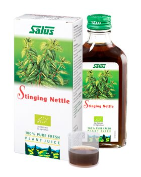 Salus Stinging Nettle Juice  - Click to view a larger image