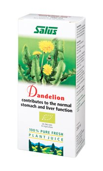 Salus Dandelion Juice  - Click to view a larger image