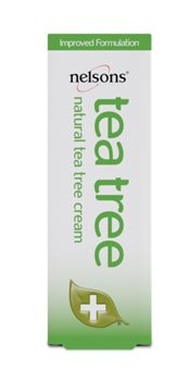 Nelsons Tea Tree Cream  - Click to view a larger image