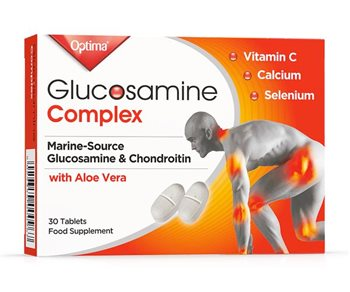 Optima Glucosamine Joint Complex   - Click to view a larger image