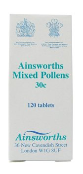 Ainsworth Mixed Pollens 30 c