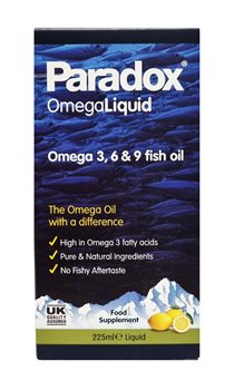 Paradox Omega Liquid  - Click to view a larger image