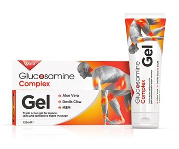 Optima Glucosamine Joint Complex Gel  - Click to view a larger image