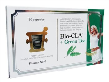 Pharmanord Bio CLA & Green Tea  - Click to view a larger image