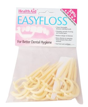 Health Aid Easy Floss  - Click to view a larger image
