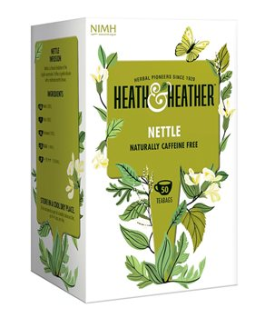 Heath & Heather Nettle  - Click to view a larger image
