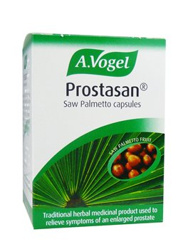 Avogel Prostasan Saw Palmetto capsules  - Click to view a larger image