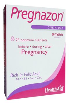 Health Aid Pregnazon  - Click to view a larger image