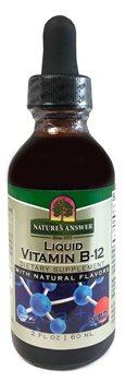 Natures Answer Vitamin B12  - Cliquer pour voir une image plus grande