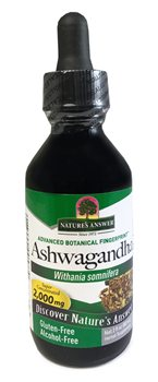Natures Answer Ashwagandha Root  - Click to view a larger image