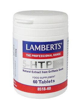 Lamberts 5 HTP 100mg  - Click to view a larger image
