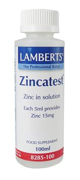 Lamberts Zincatest  - Click to view a larger image
