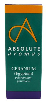 Absolute Aromas Geranium Egyptian  - Click to view a larger image