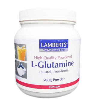 Lamberts L Glutamine Powder  - Click to view a larger image