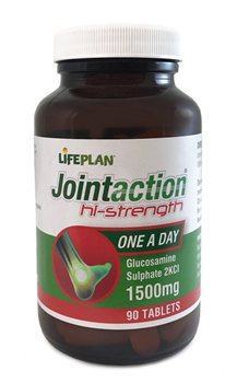 Lifeplan Joint Action Glucosamine Sulphate 1500mg  - Click to view a larger image