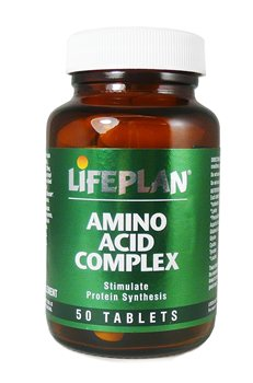 Lifeplan Amino Acid Complex   - Click to view a larger image
