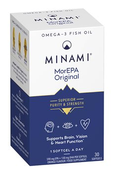 Minami Nutrition MorEPA Original  - Click to view a larger image