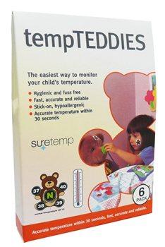 Suretemp tempTEDDIES  - Click to view a larger image
