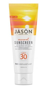Jason Mineral Sunscreen SPF30  - Click to view a larger image