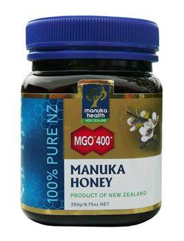 Manuka honey 400 mgo
