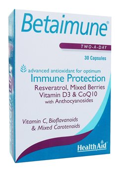 Health Aid Betaimune  - Click to view a larger image