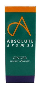 Absolute Aromas Ginger  - Click to view a larger image