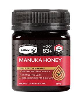 Comvita Manuka Honey MGO 83+  - Click to view a larger image