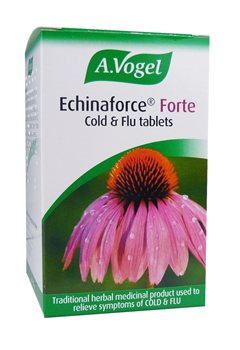 Avogel Echinaforce Echinacea Forte   - Click to view a larger image