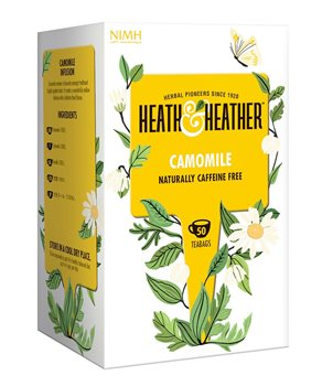 Heath & Heather Camomile  - Click to view a larger image