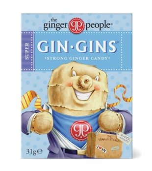 The ginger people Gin Gins Boost  - Click to view a larger image