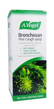 Avogel Bronchosan Pine Cough Syrup  - Click to view a larger image
