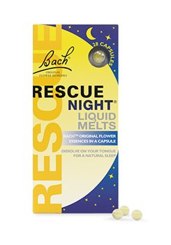 Bach Rescue Night Liquid Melts  - Click to view a larger image