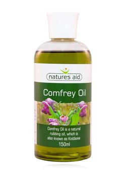 Natures Aid Comfrey Oil  - Click to view a larger image