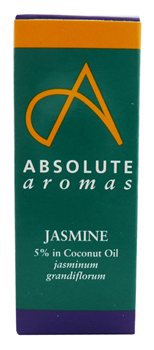 Absolute Aromas Jasmine 5% Dilution  - Click to view a larger image