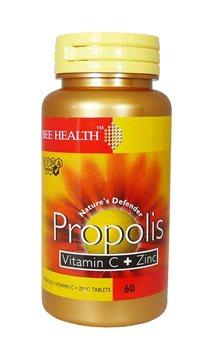 Bee Health Propolis Vitamin C plus Zinc  - Click to view a larger image