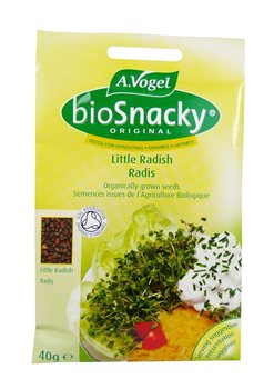Avogel Bio Snacky Little Radish  - Click to view a larger image