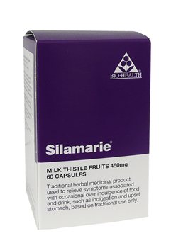 Bio Health Silamarie Milk Thistle 450mg  - Click to view a larger image