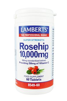 Lamberts Rosehip 10000mg  - Click to view a larger image